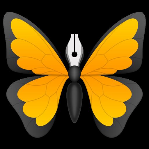 独特的文本编辑器 Ulysses III   For Mac
