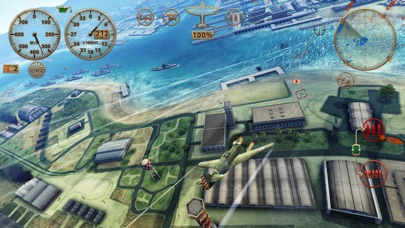 Sky Gamblers: Storm Raiders Screenshots