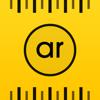 Régua AR Fita métrica virtual