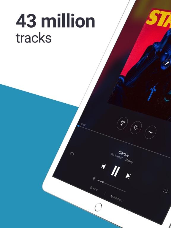 Deezer Music: Stream Top Songs Screenshots