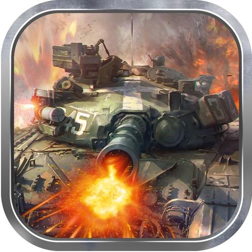 二战坦克世界-现代战争策略手游