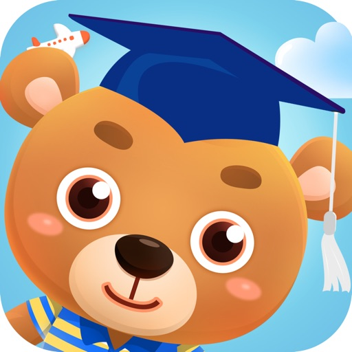 熊孩子学英语