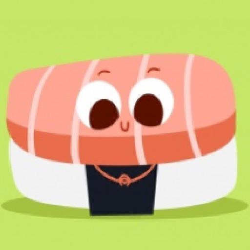 贪吃小寿司 images