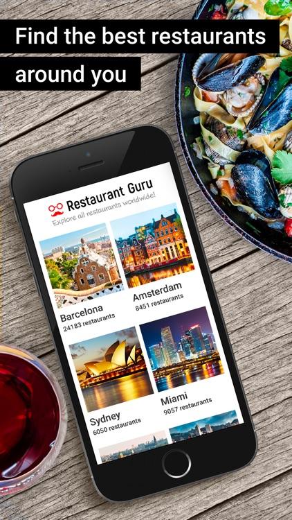Restaurant Guru - food & restaurants near me by SoftDeluxe, Inc