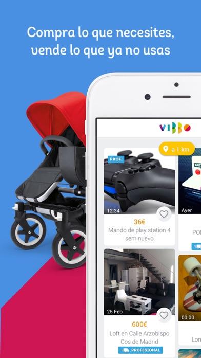download vibbo - Tienda de segunda mano apps 4
