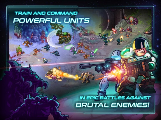 Iron Marines screenshot 6