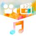 ビデオ2ミュージック - 動画を音楽ファイルに変換保存