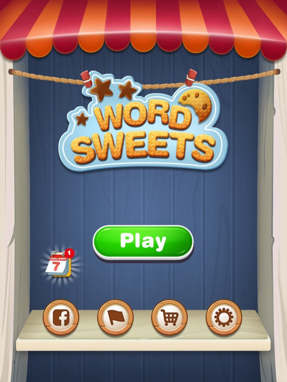Игра Word Sweets - Connect words