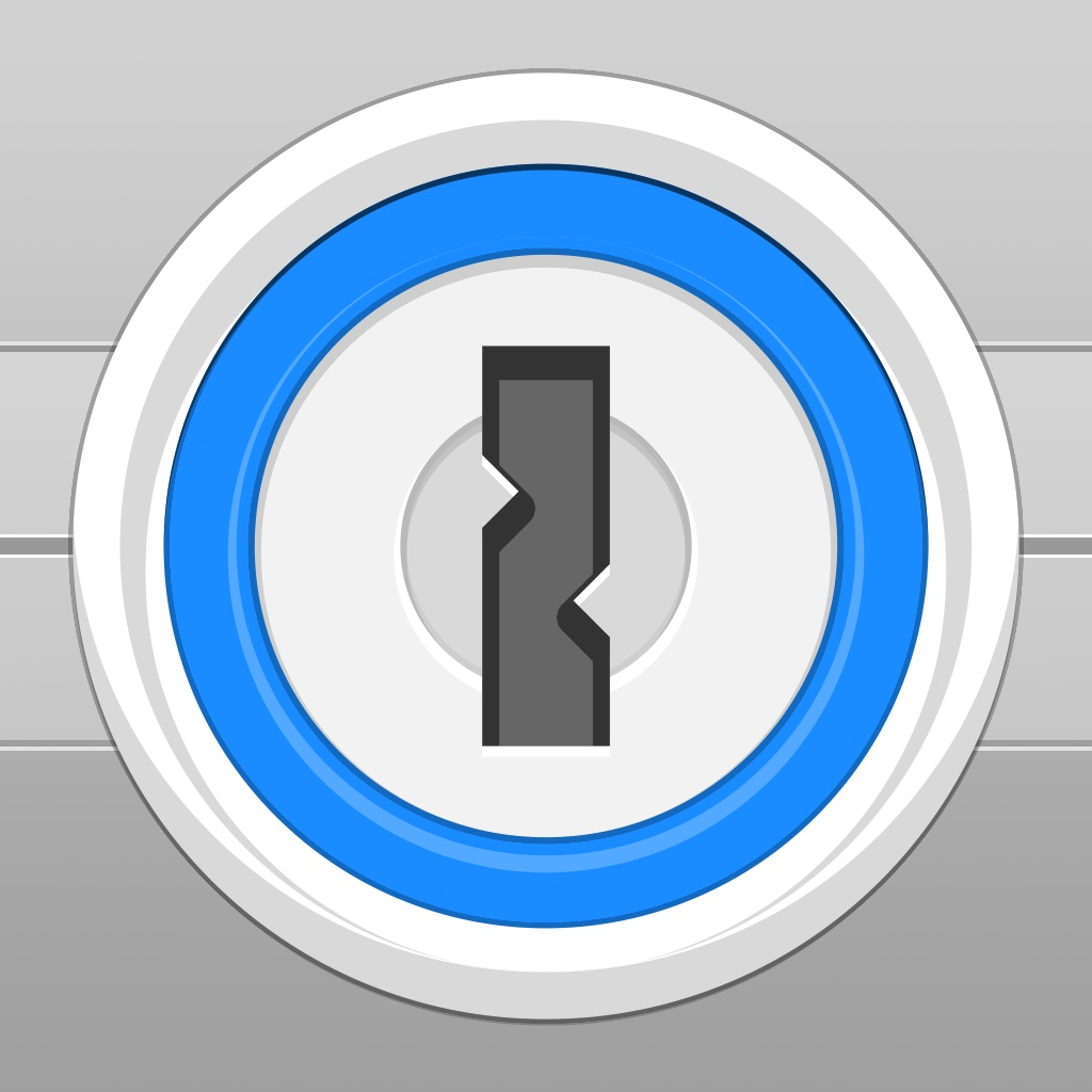 iTunes Artwork for 1Password - Password Manager and Secure Wallet