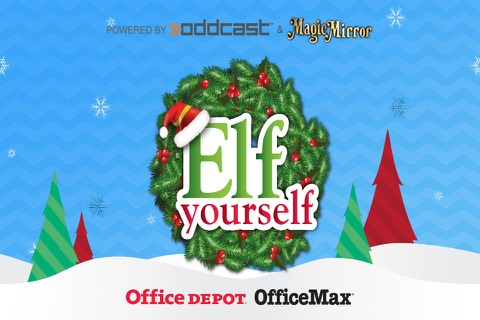 ElfYourself® By Office Depot screenshot 1