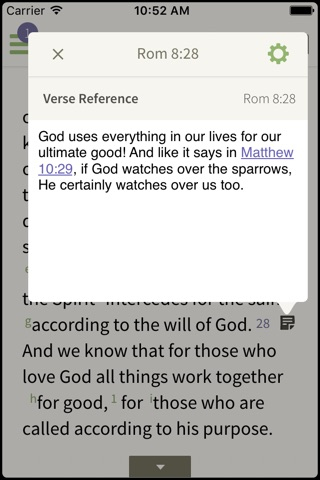 ESV Bible Bundle by Olive Tree screenshot 2