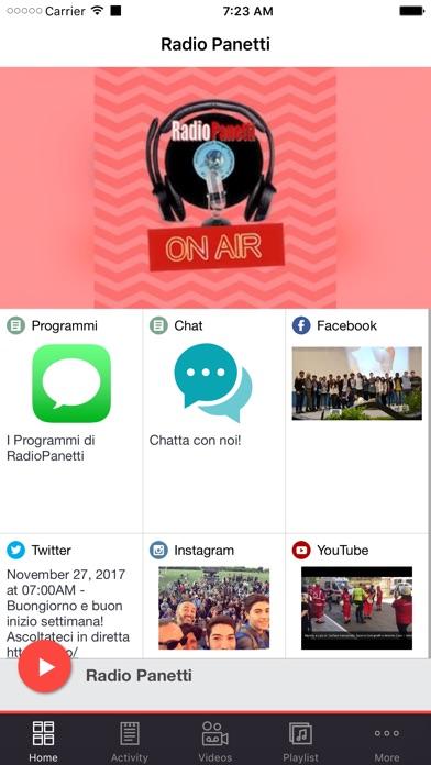 Radio Panetti screenshot 1