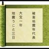 Japan Historical Earthquakes