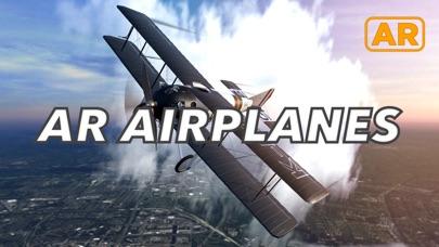AR Airplanes Скриншоты5