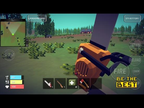BATTLE PIXEL'S SURVIVAL Screenshots