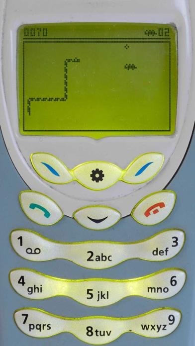 Screenshot of Snake '97: dei telefoni retrò4