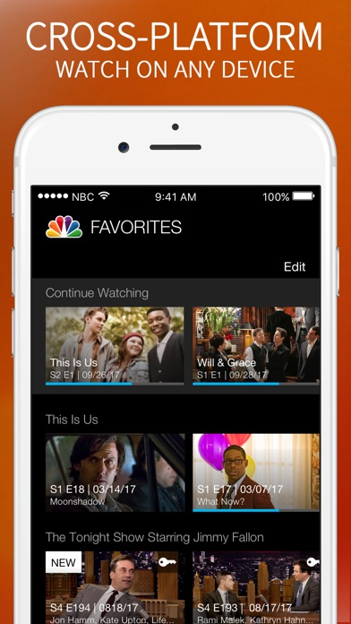 download The NBC App – Stream TV Shows apps 0