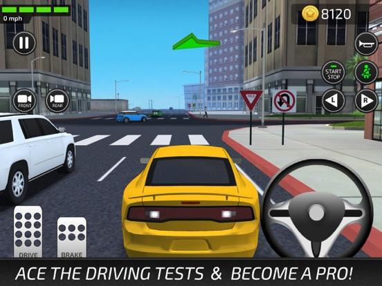 Driving Academy 2017 Simulator 3D для iPad