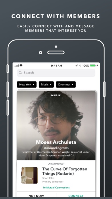 download Mixer — The Creative Network apps 3