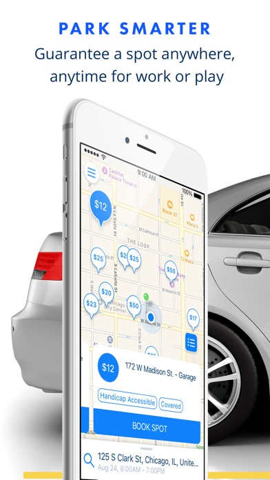 download SpotHero - Get Parking Nearby apps 0