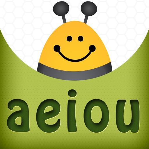 小蜜蜂单词:myVocabulary AEIOU