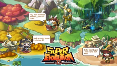 Super Evolution 2-4
