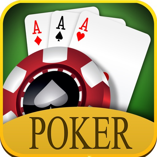 Offline Deluxe Poker - World poker Machine