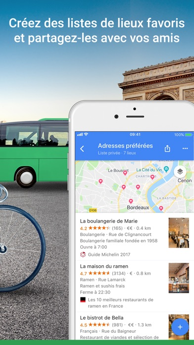 download Google Maps - GPS & Transports apps 3
