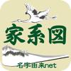 家系図 by 名字由来net