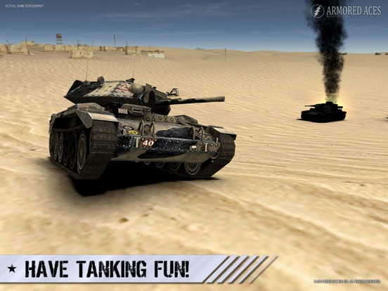 armored aces tank war online app voor iphone ipad en ipod touch appwereld. Black Bedroom Furniture Sets. Home Design Ideas