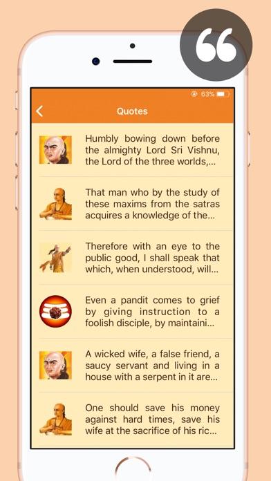 Chanakya Niti - Quotes English screenshot 3