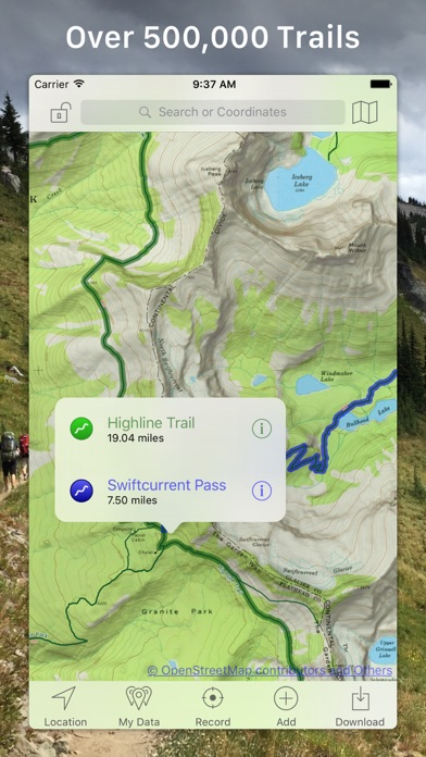 Topo Maps On The App Store - Download map of us apple