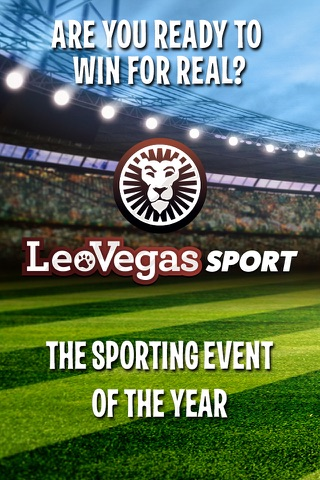 LeoVegas Sport Betting screenshot 1