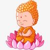 Arti Sharma - Buddha God Stickers  artwork