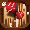 Backgammon For Money App Icon
