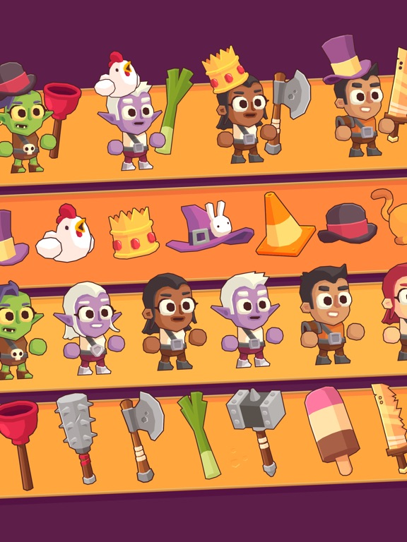 Questy Quest Скриншоты10