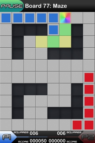 Squares screenshot 1