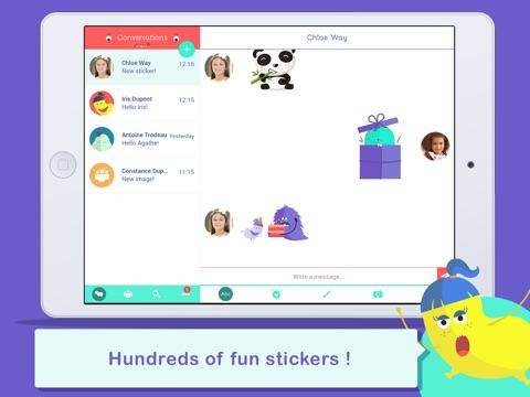 Monster Messenger screenshot 3
