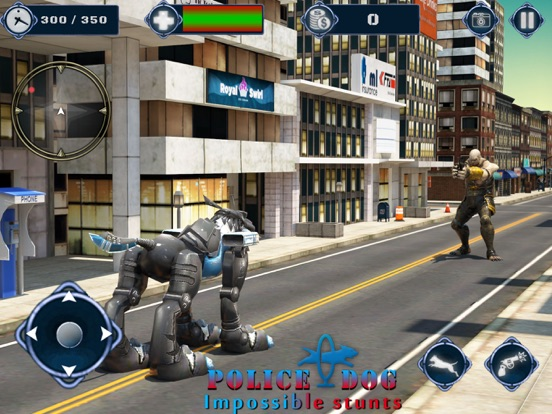 Police Dog Impossible Missions screenshot 5