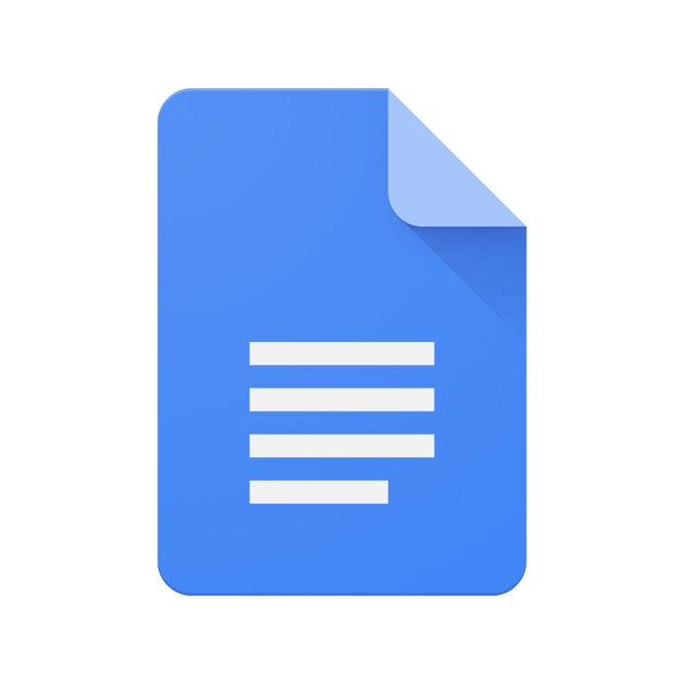 Google docs on the app store for Google docs download storage