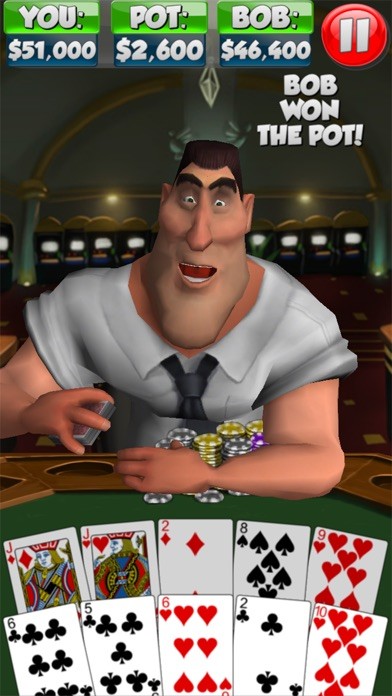 Poker With Bob Screenshots