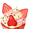 Daniel Thomas - Heavenly Cupcakes artwork
