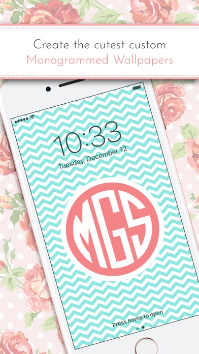 Monogram It! Screenshot