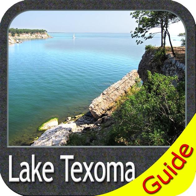 Lake texoma beach wedding