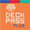 Deck Pass Plus Icon