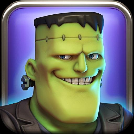 怪物总动员app icon图