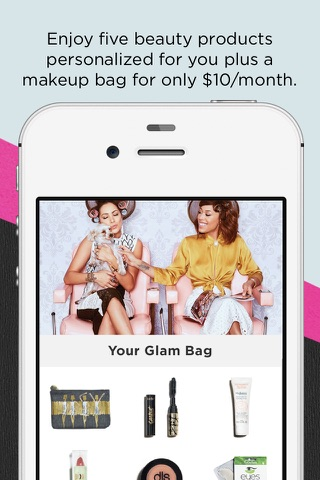 ipsy - makeup, beauty, tips screenshot 2