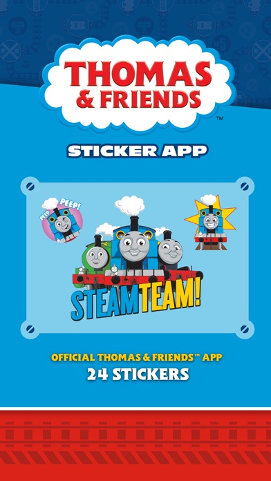 Thomas Friends Stickers review screenshots