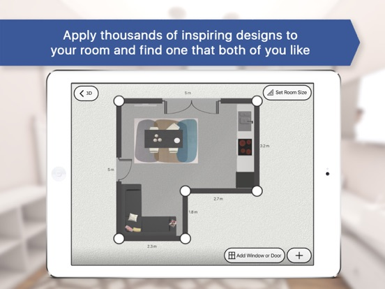 Room Planner Ipad 3d room planner for ikea on the app store