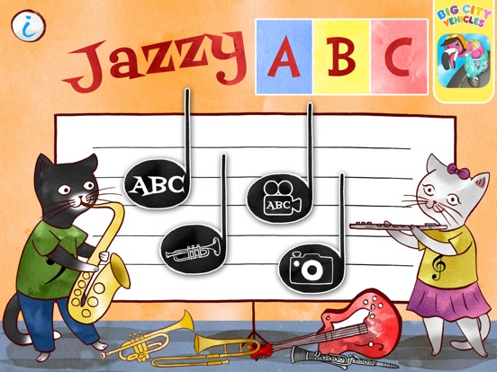 Jazzy ABC - Music Education Screenshots